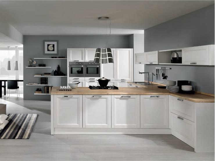 Quarrata cucine moderne ispirazione interior design idee mobili